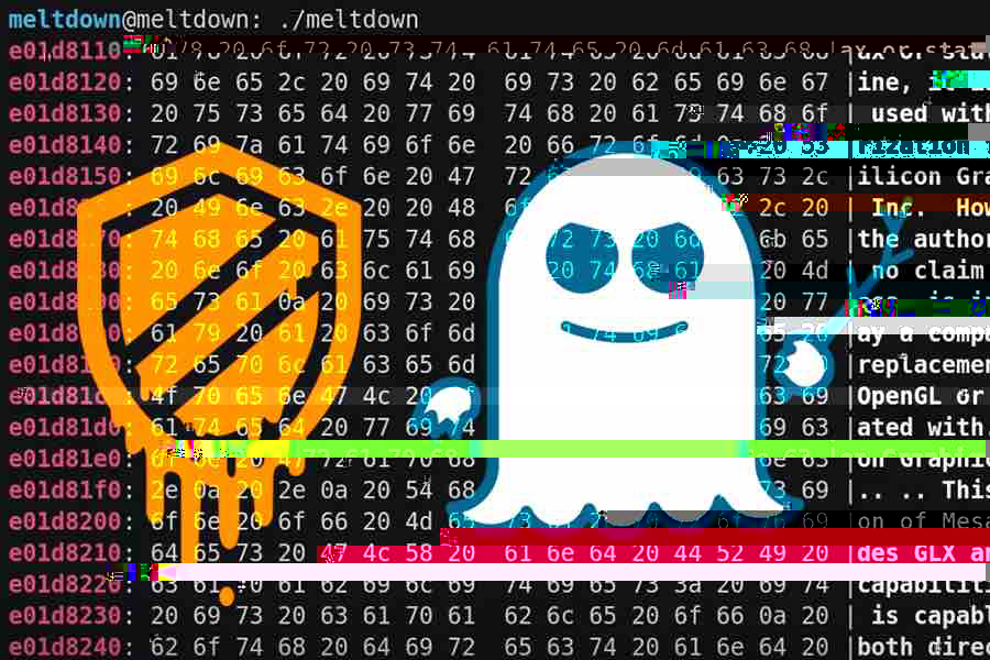 Cryptocurrency security: Spectre e Meltdown